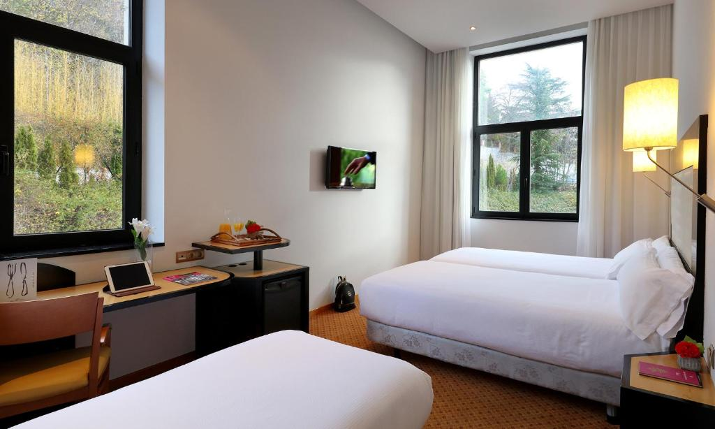 Booking.com: Hotel Abba Burgos , Burgos, España - 3002 ...