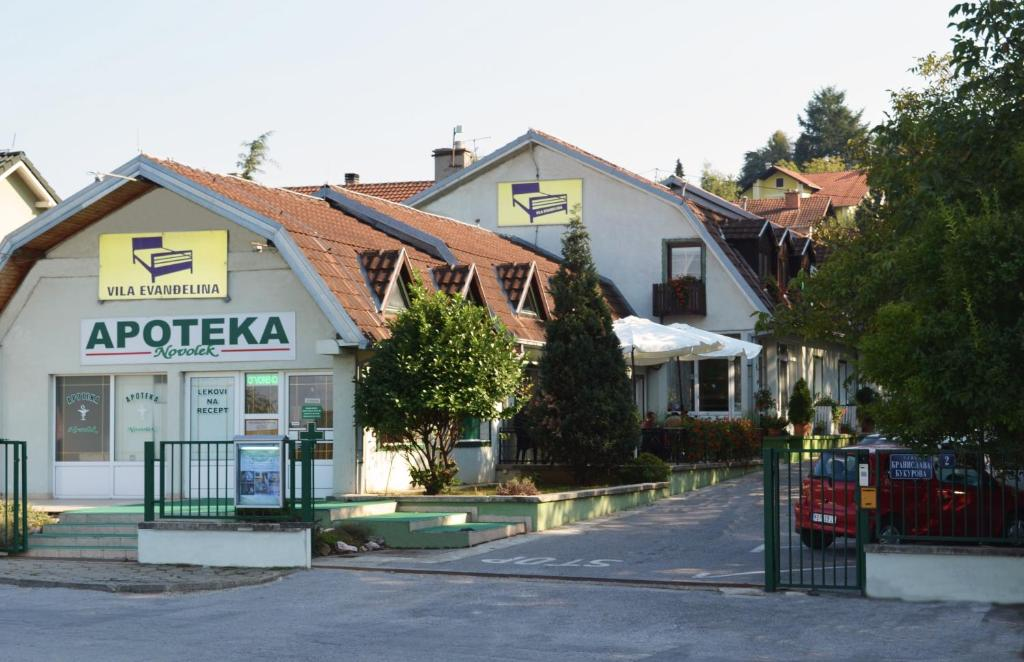 Bed and Breakfast Evandjelina Doo