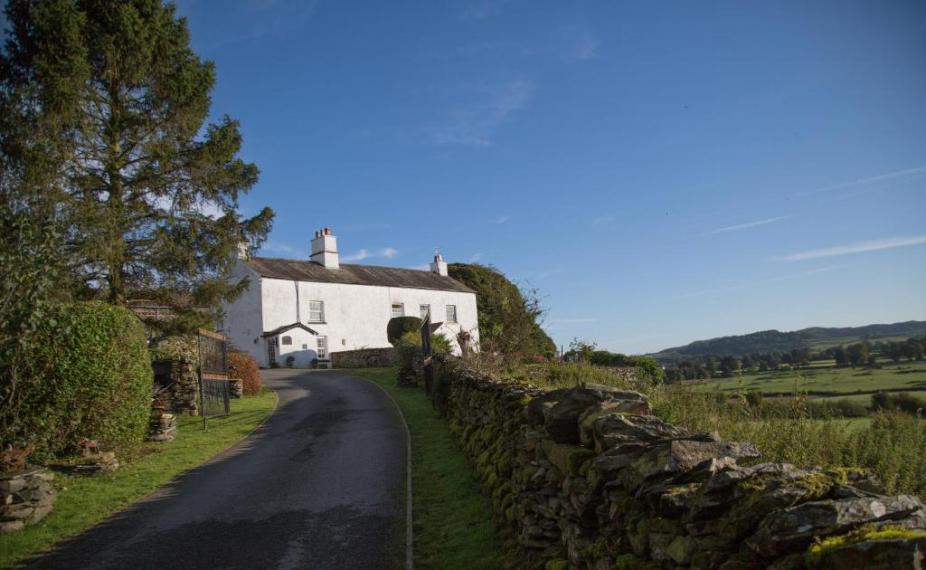 Greenbank Farm B&B in Cartmel, Cumbria, England