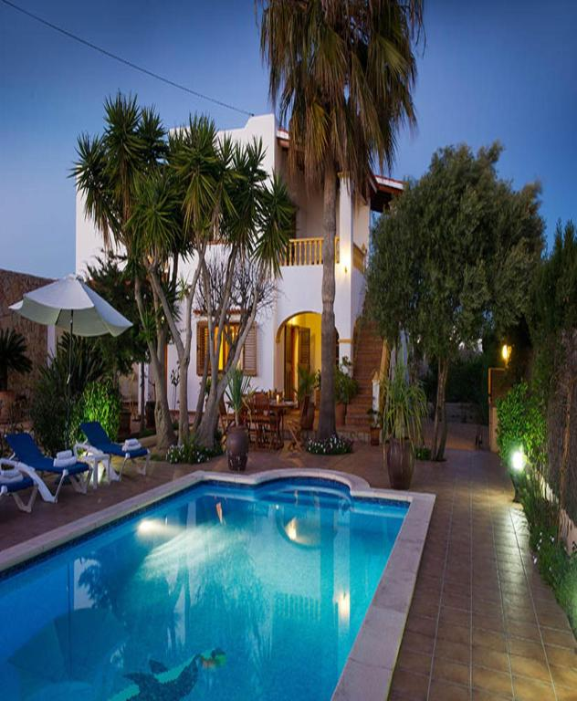 Villa Ibiza (Spanje Ibiza-stad) - Booking.com
