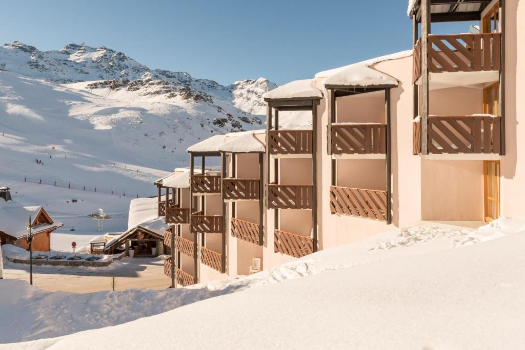 Maeva Particuliers Residence Le Tikal Val Thorens Opdaterede