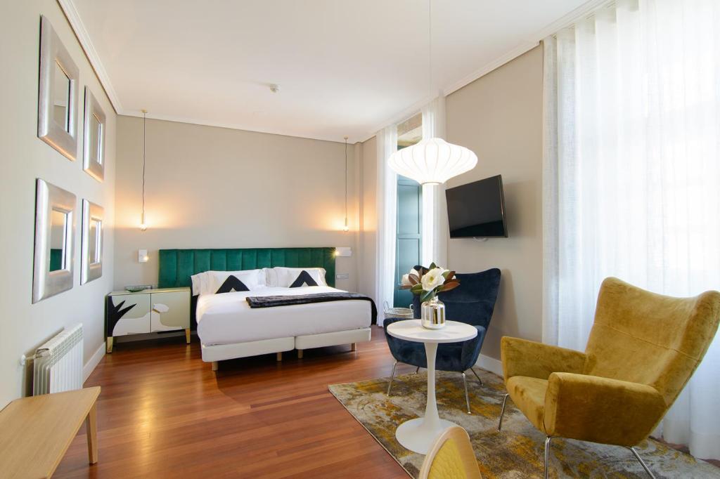 hoteles con encanto en pontevedra  140