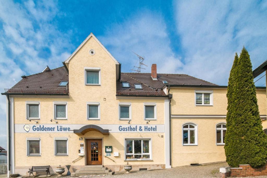 Hotel Goldener Löwe, Günzburg – Prezzi aggiornati per il 2020