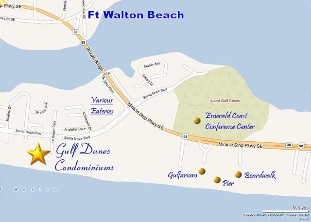 Gulf Dunes 401