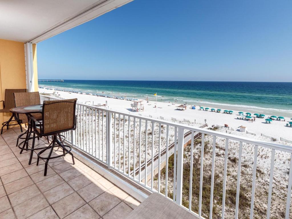 Gulf Dunes 504 Apartment