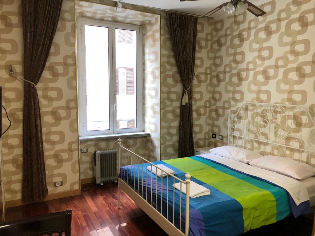 Letto o letti in una camera di friendhouse2