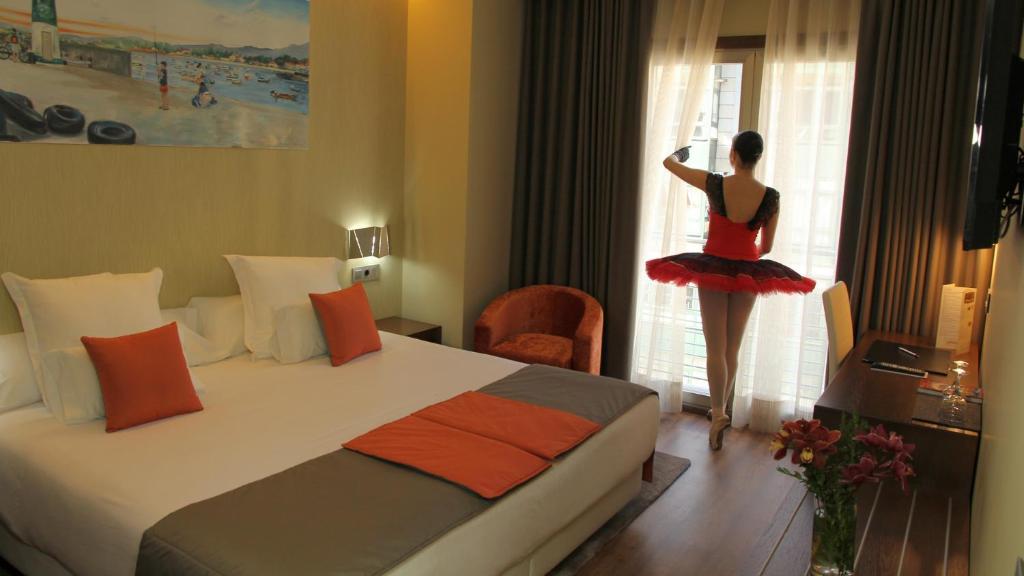 Agua de Mar Hotel Boutique (España Vigo) - Booking.com