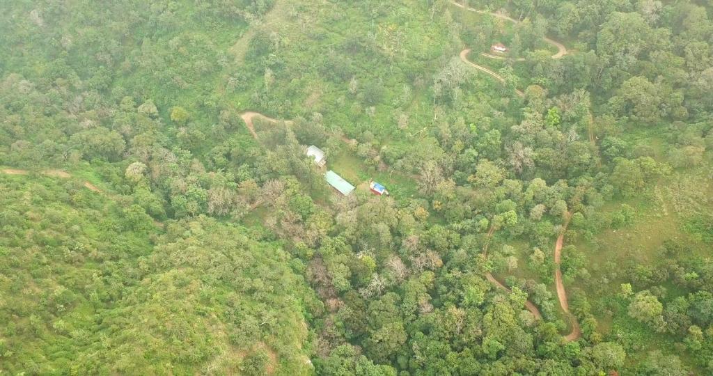 A bird's-eye view of Secret Valley Jungle Resort