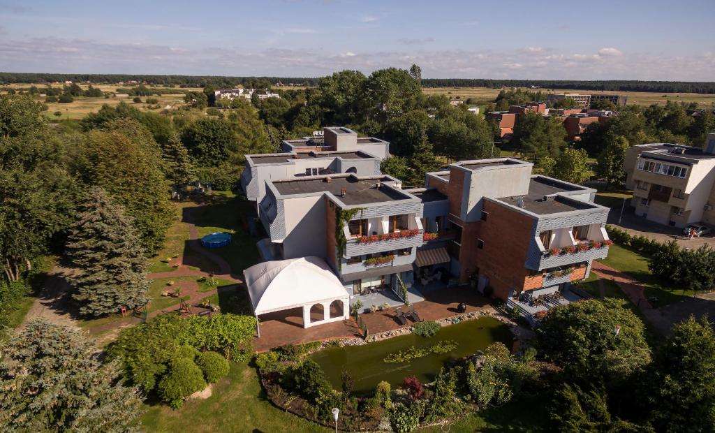 A bird's-eye view of Guest house Ieva