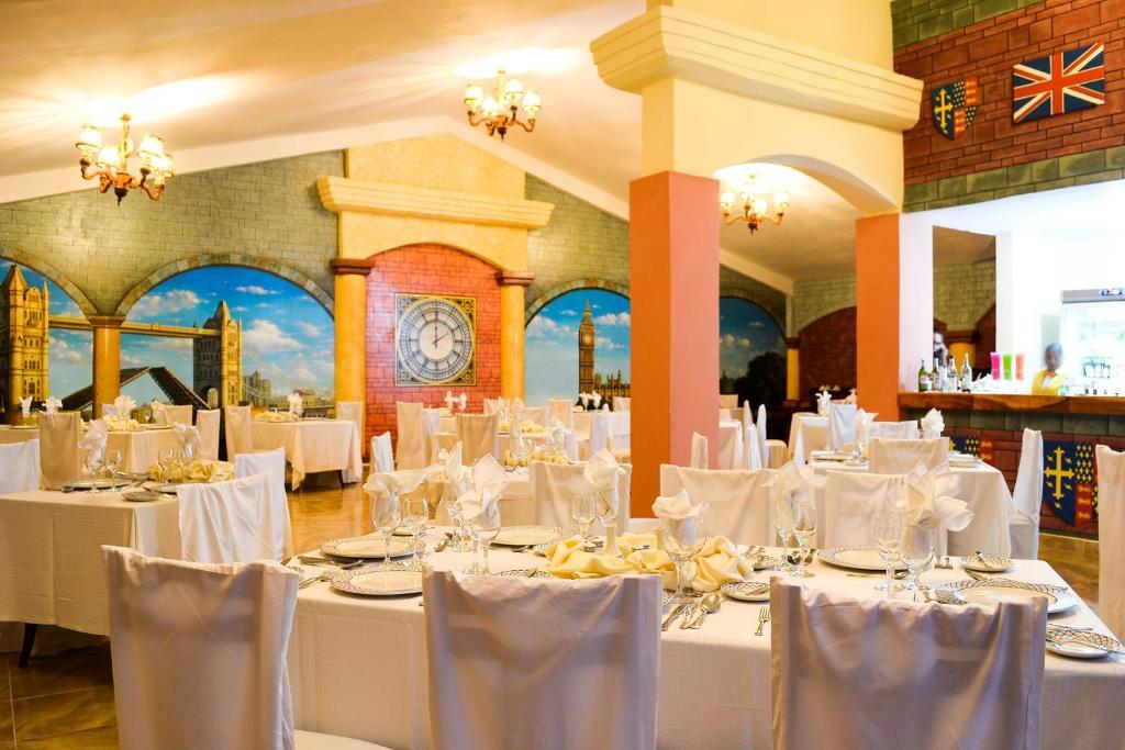 Restaurant o iba pang lugar na makakainan sa Brisas Guardalavaca