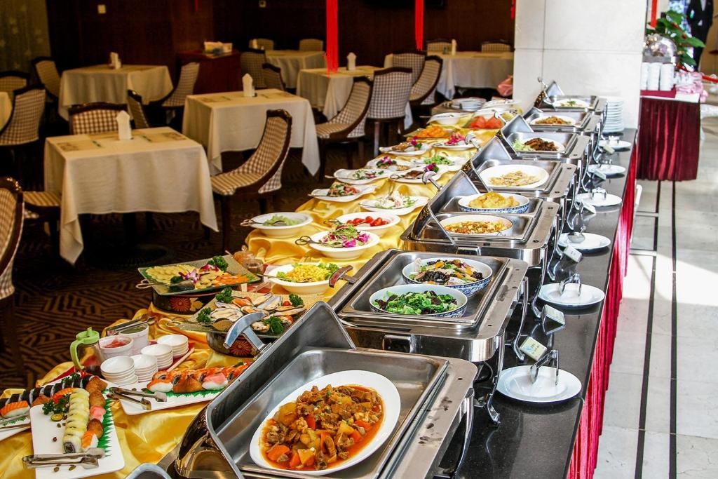 Jade Garden Hotel Beijing China Booking Com