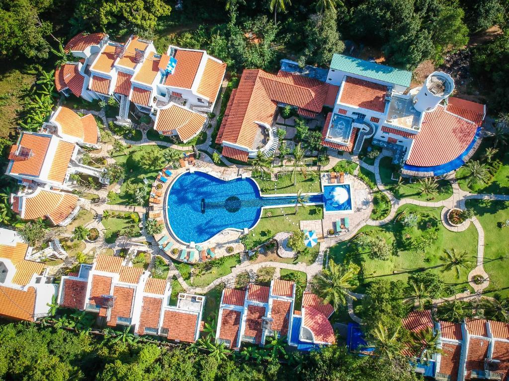 Tầm nhìn từ trên cao của Isabella Resort