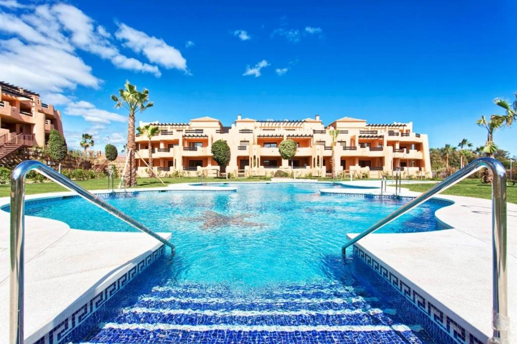Piscina en o cerca de Casares Beach Golf Apartments