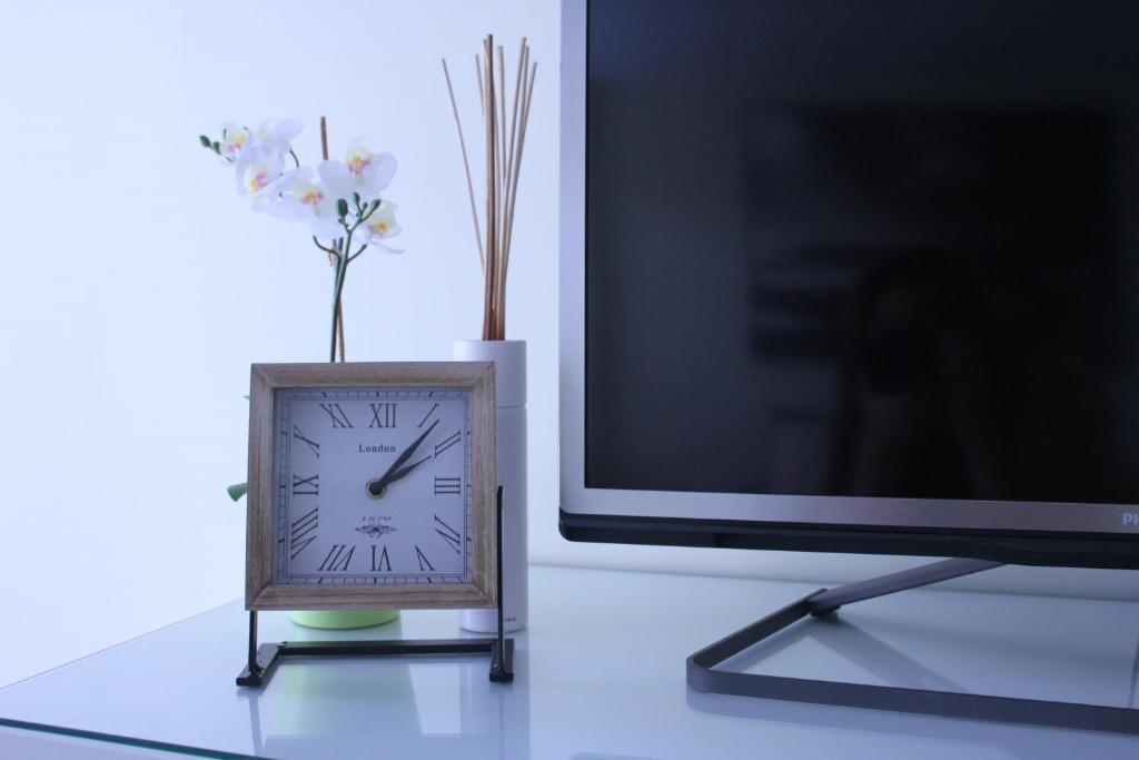 """Télévision ou salle de divertissement dans l'établissement """"meidoornhofje"""""""