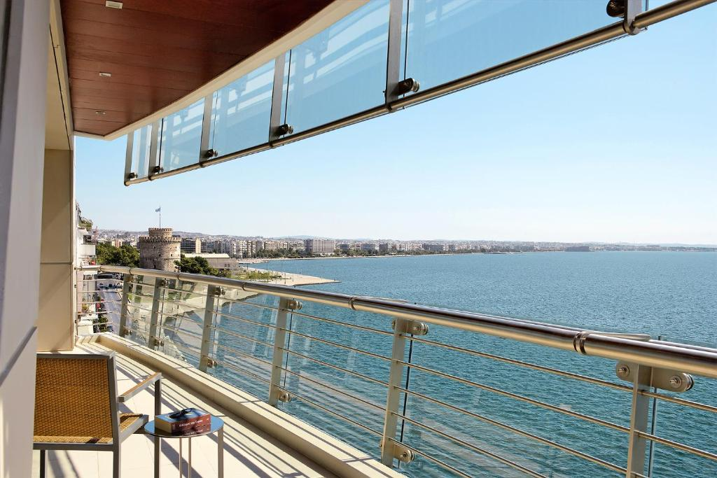 The Best 5-Star Hotels in Thessaloniki - Daios Luxury Living