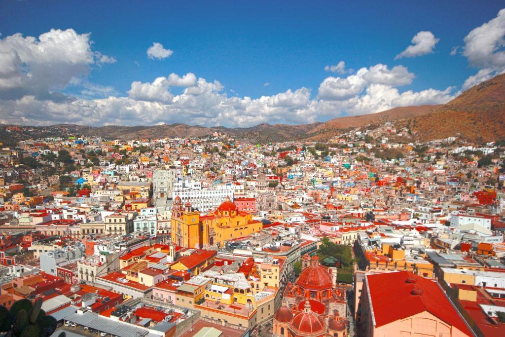 Hotel Balcon Del Cielo (México Guanajuato) - Booking.com