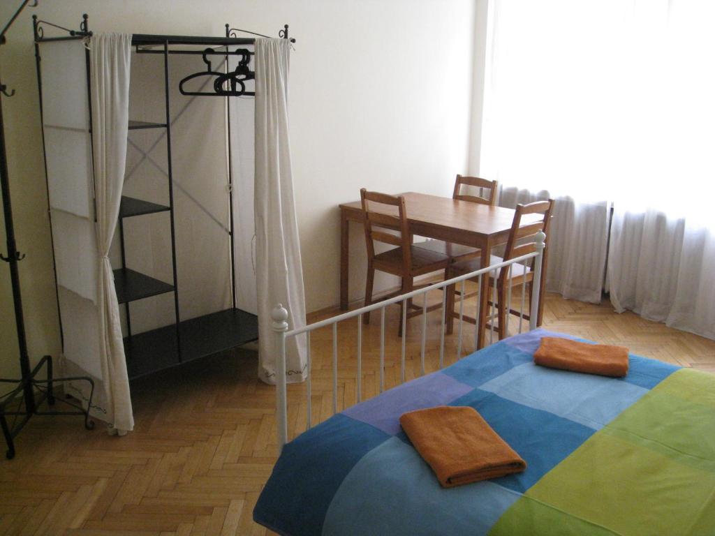Μία ή περισσότερες κουκέτες σε δωμάτιο στο Ragtime