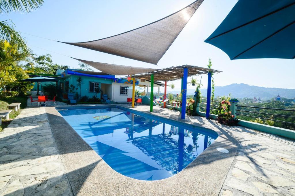 Hotel Mirador Del Castillo Tenexcalco Mexico Booking Com