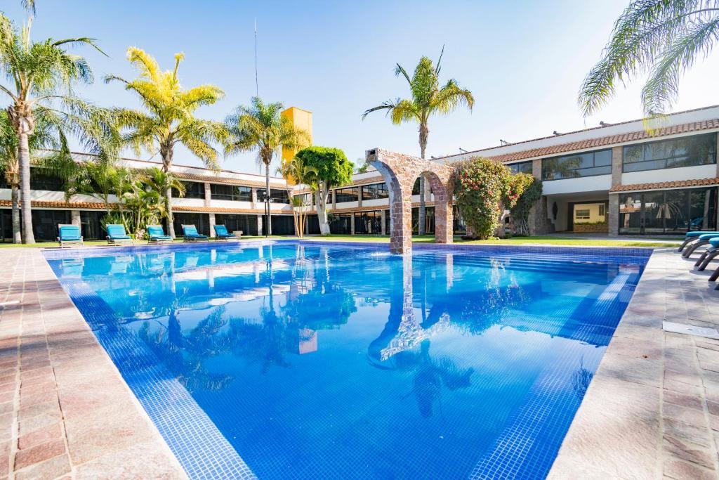 Hotel Real de Minas Poliforum (México León) - Booking.com