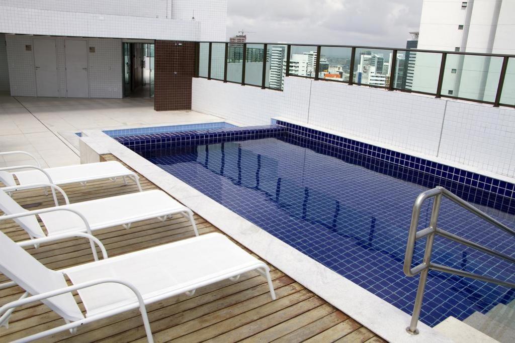 The swimming pool at or near Flat Beach Class Santa Maria Premium
