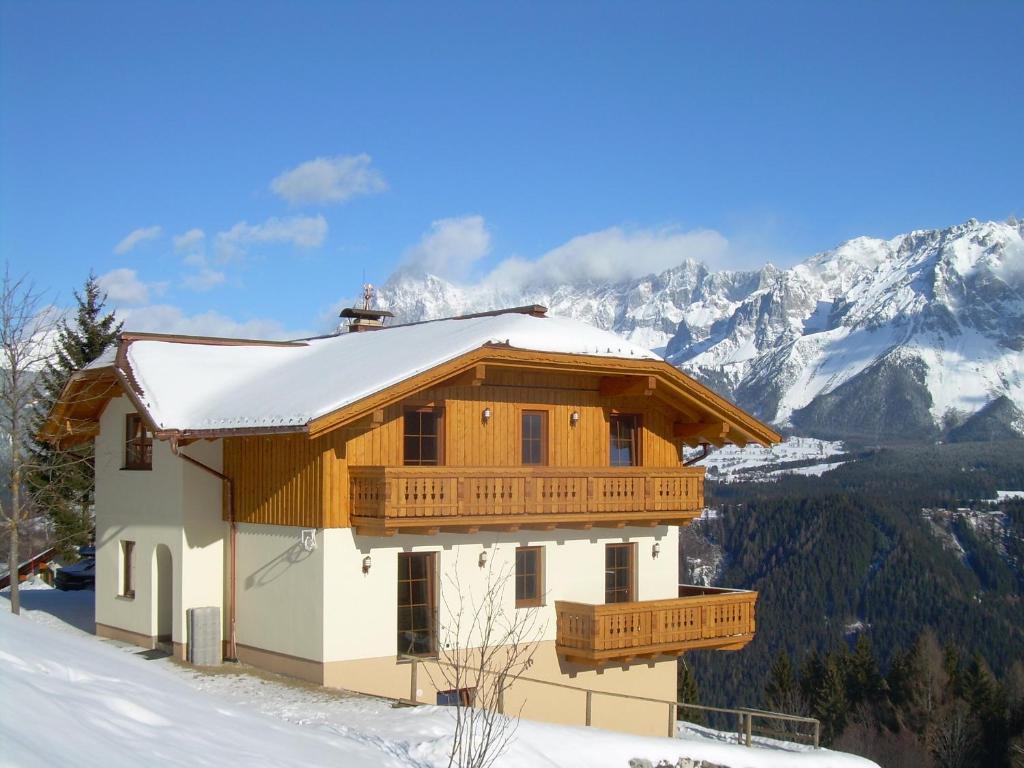 Stocker Apartments - Beautiful Rohrmoos im Winter