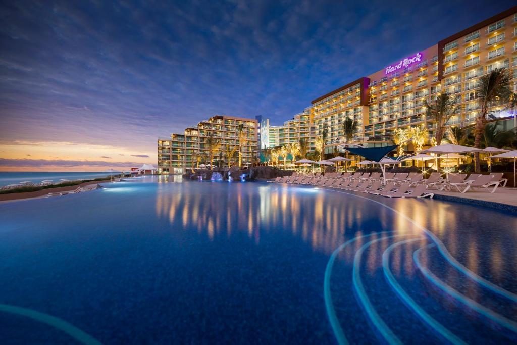 Hard Rock Hotel Cancun - All Inclusive, Cancún – Precios ...