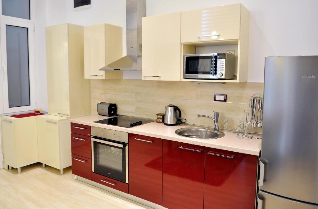 Twin Apartments Belgrade