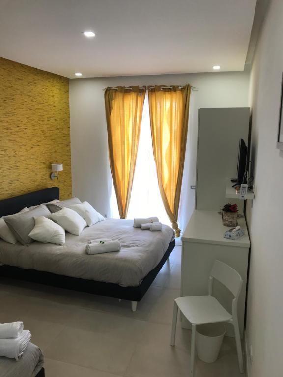 Bed And Breakfast Terrazza Aragon Naples Italy Booking Com