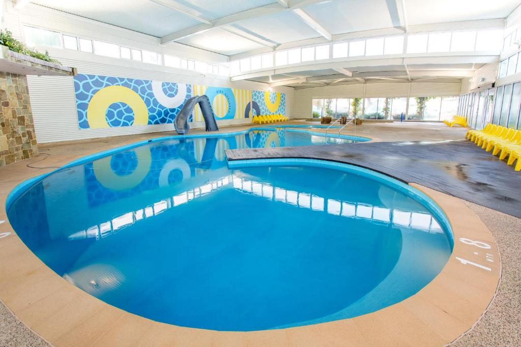 The swimming pool at or near BIG4 Anglesea Holiday Park