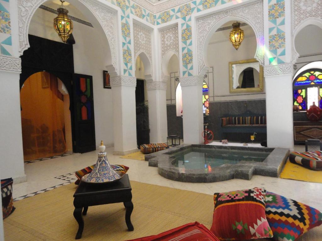 Riad & Spa Ksar Saad (Marokko Marrakesch) - Booking.com