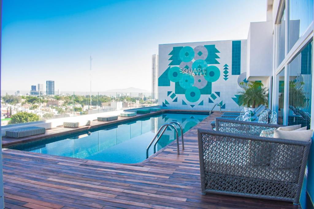 Square Small Luxury Hotel, Guadalajara, Mexico - Booking.com