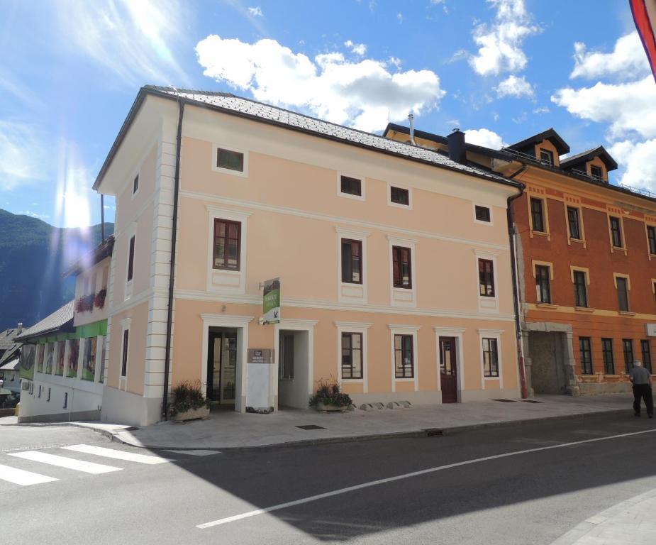 Apartma Bovec