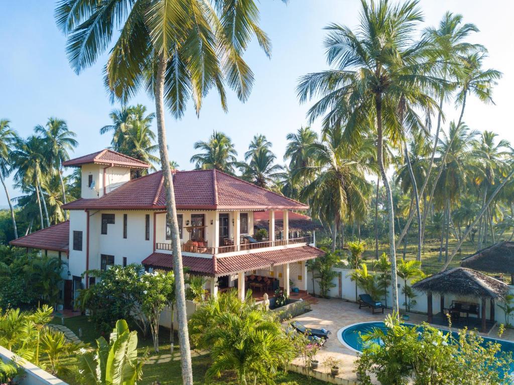 Lanka Beach Villa Sri Rekawa