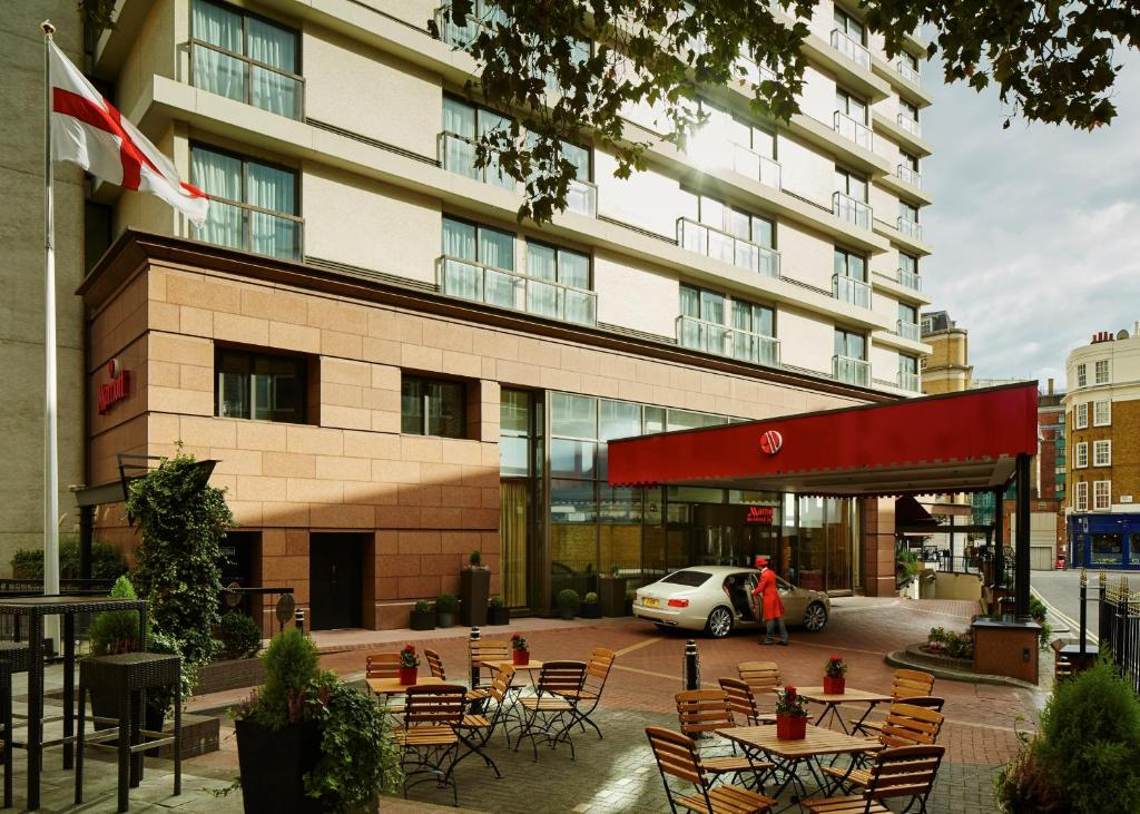 London Marriott Hotel Marble Arch Gallery Image 1