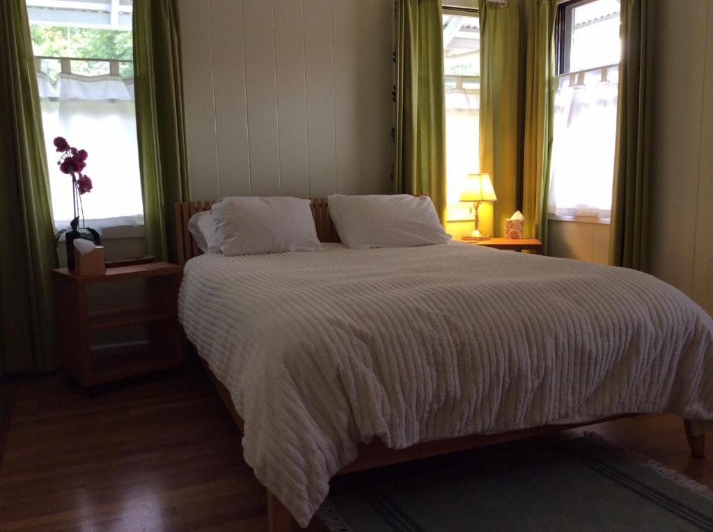 Cama o camas de una habitación en Hilotown Hale