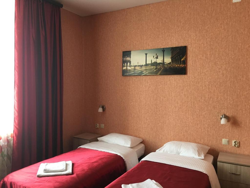 Отзывы о Motel Roza Vetrov Омск