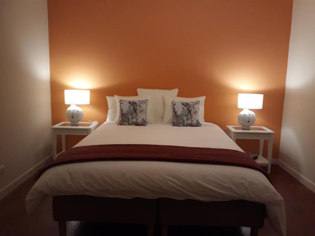 Cama ou camas em um quarto em Stay @Airport