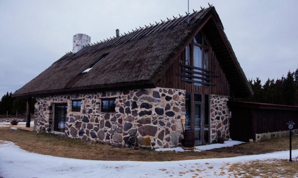 фото эстонские дома в крыму как правило