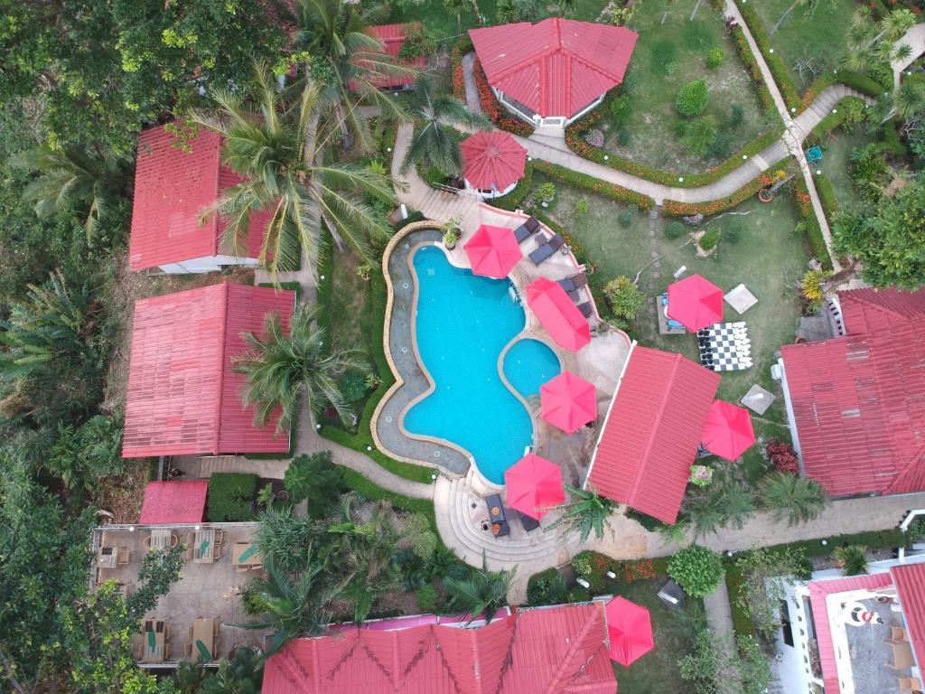 Top Resort с высоты птичьего полета