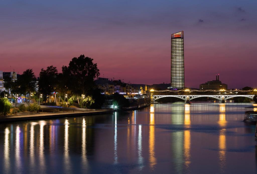 Eurostars Torre Sevilla, Seville, Spain - Booking.com