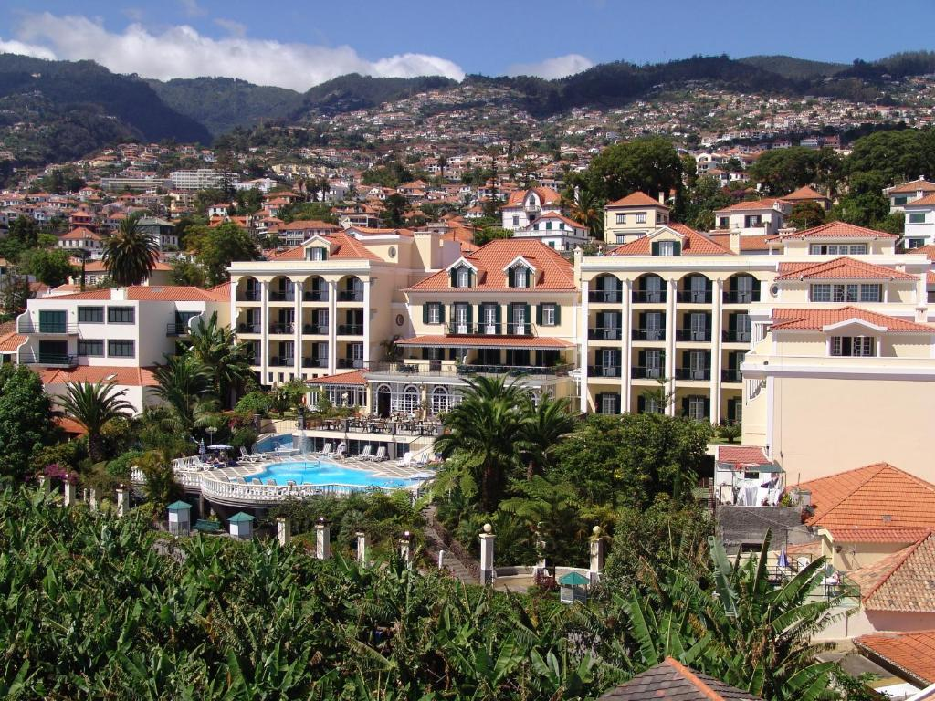 A view of the pool at Charming Hotels - Hotel Quinta Bela S.Tiago or nearby