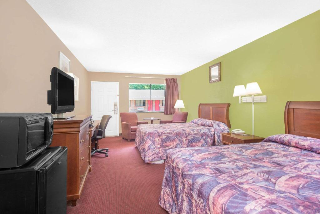 Knights Inn and Suites Anniston Oxford