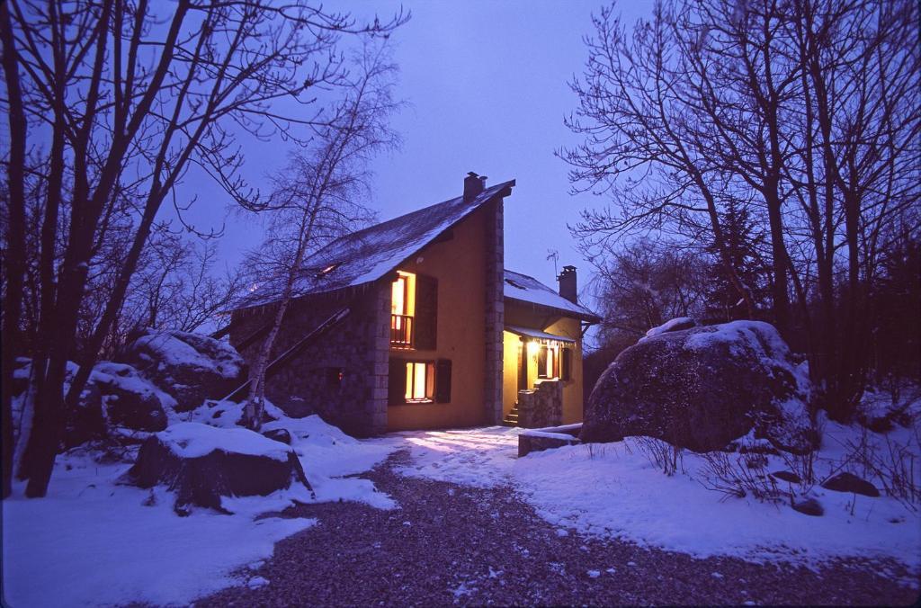 EL Balcó de Dorres en invierno