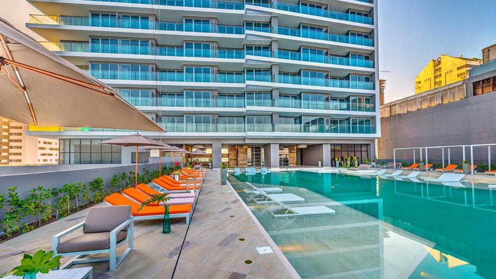 Apartment Aptos Morros City Bocagrande Clodel Cartagena De
