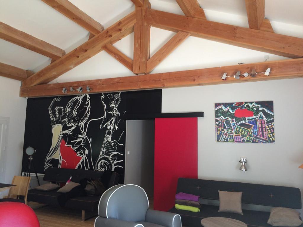 Image De Maison Moderne country house maison moderne aveyron, saint-jean-du-bruel