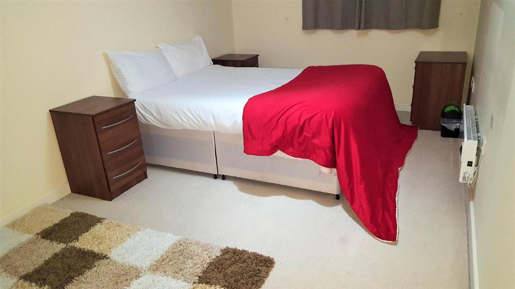 Apartment Feel At Home Birmingham City Centre Brindley