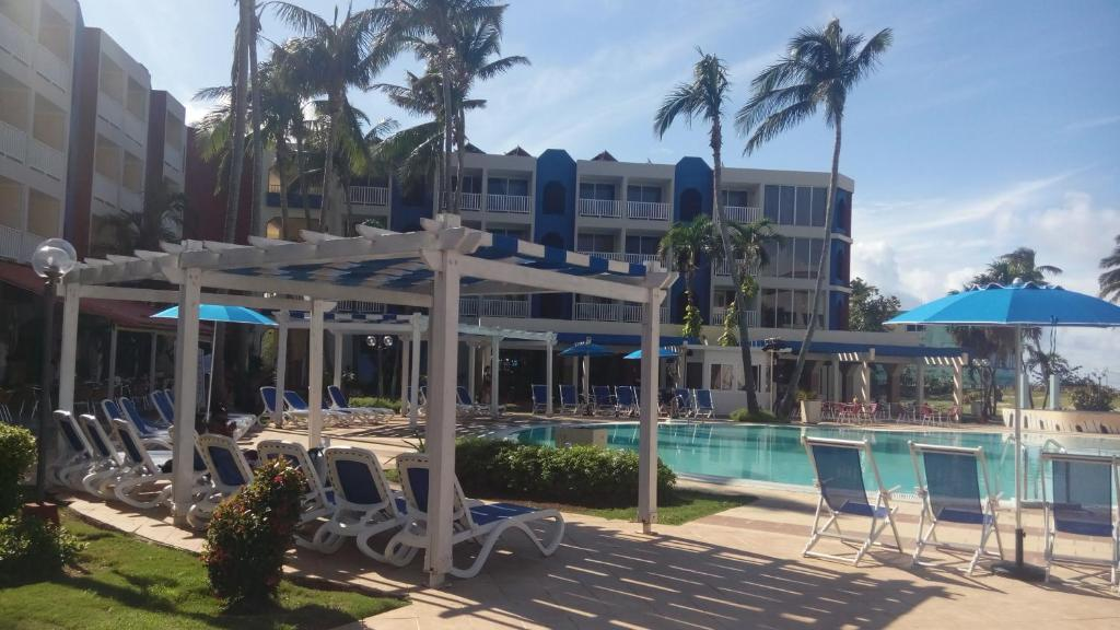 The swimming pool at or near Club Tropical All Inclusive