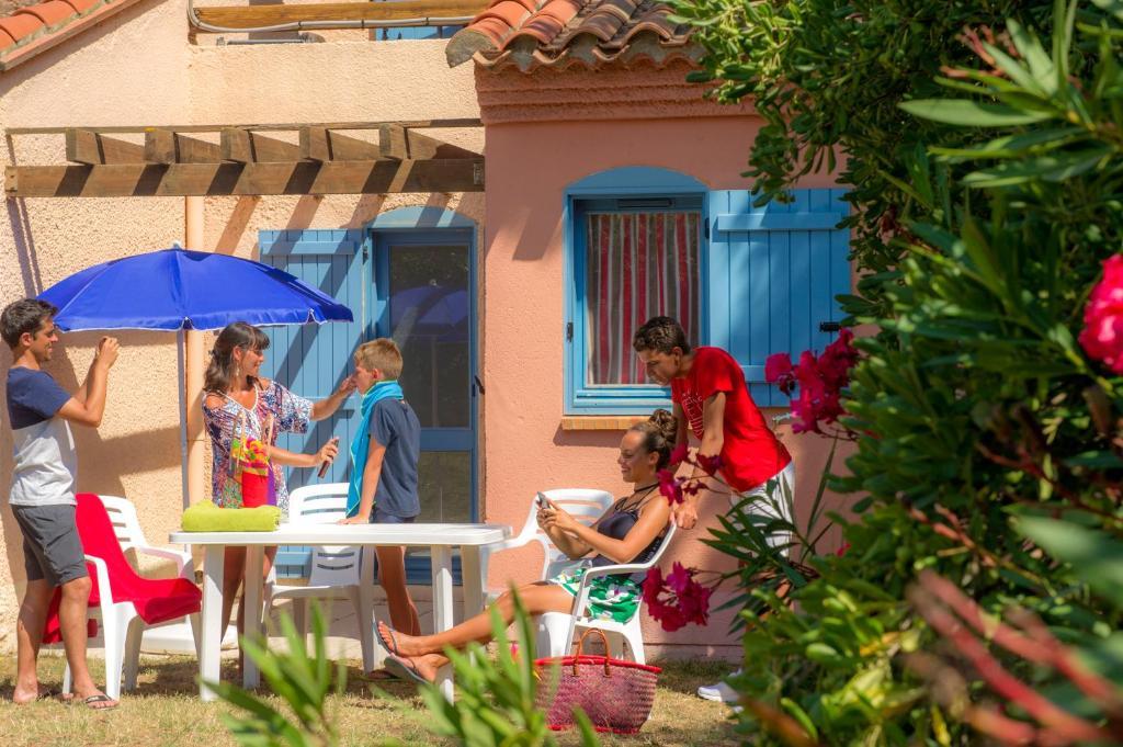 Goelia Argeles Village Club Argeles Sur Mer France