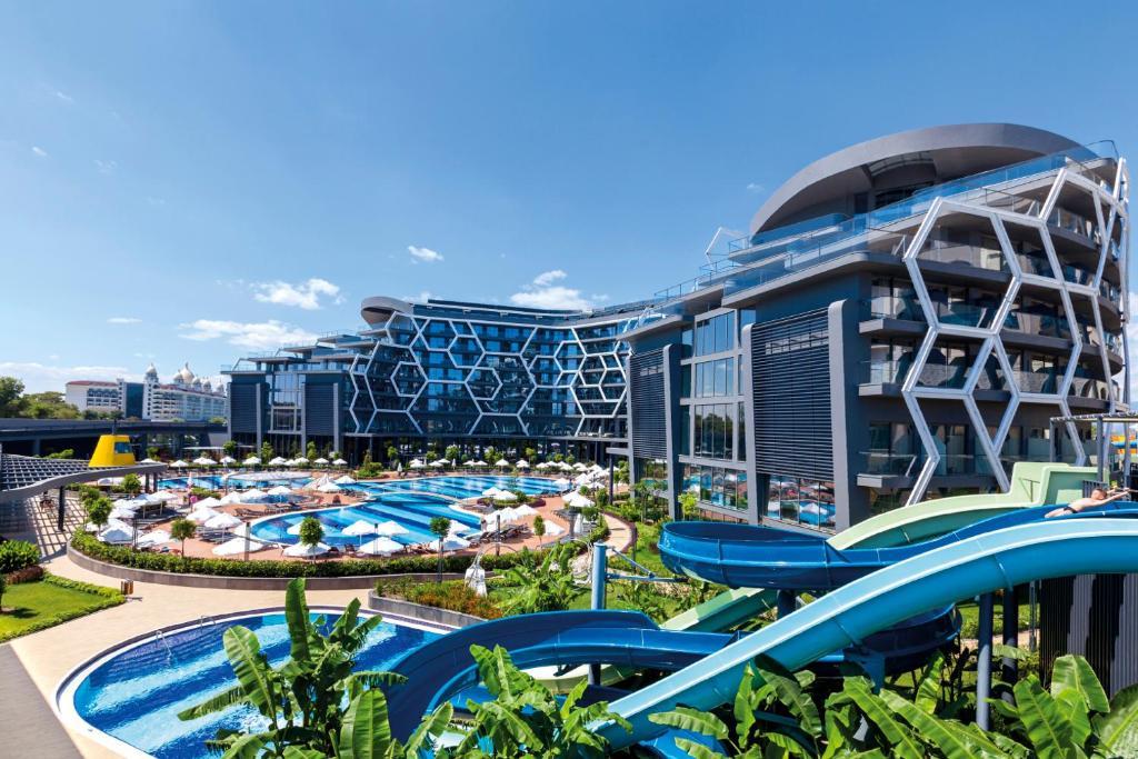 отели турции Bosphorus Sorgun Hotel 5