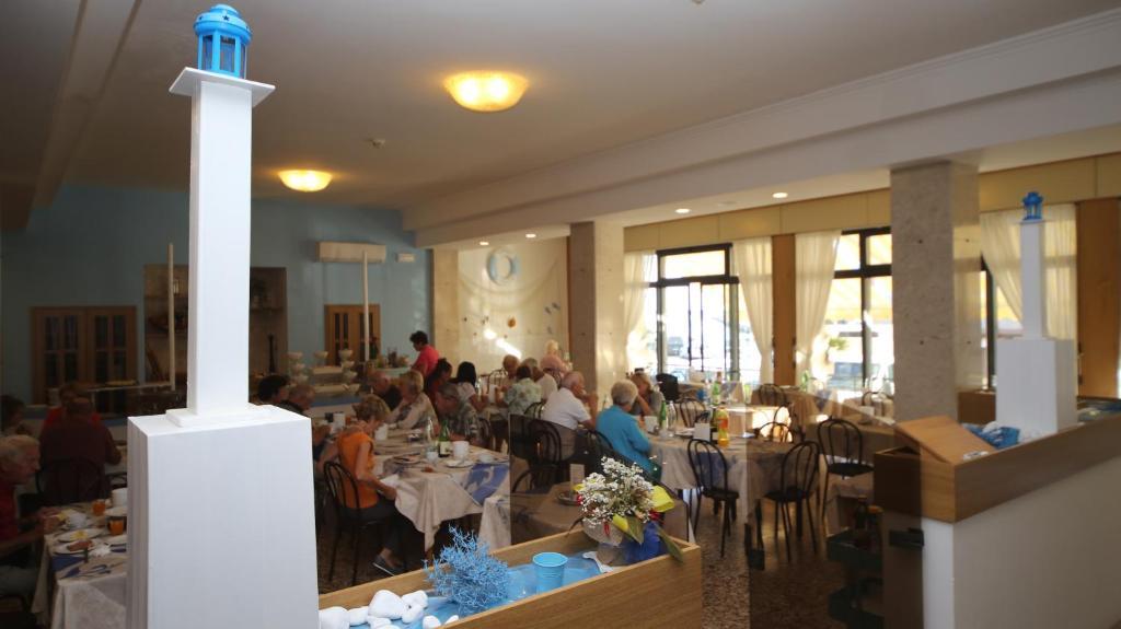 Ristorante o altro punto ristoro di Hotel Lugano